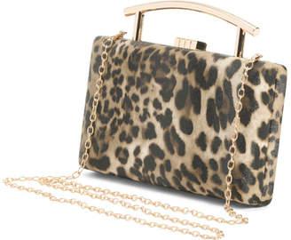 Metal Top Handle Bag