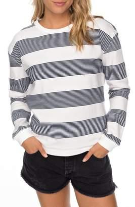 Roxy Echo Moments Stripe Pullover