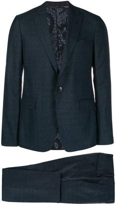 Etro Canvassed two-piece suit