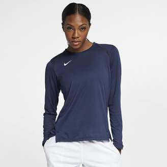 Nike Women's Long-Sleeve Top (Stock)