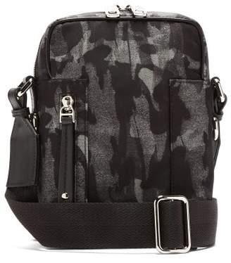 Dolce & Gabbana Camouflage Print Cross Body Bag - Mens - Multi