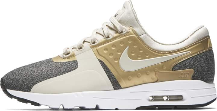 Nike Nike Air Max Zero Premium Women's Shoe Size 5 (Cream) - Clearance Sale