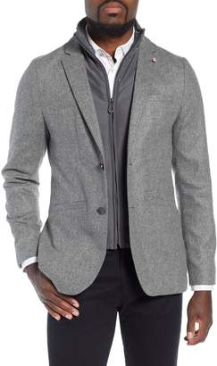 Ted Baker Dual Look Herringbone Jacket