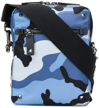 Valentino camouflage cross-body bag