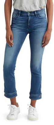 Hudson Nico Mid-Rise Cigarette Crop Jeans