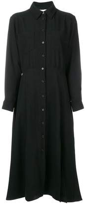 Veronica Beard mid-length shirt dress