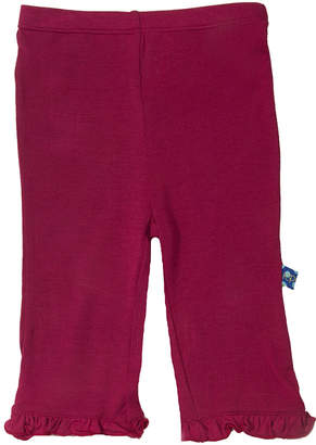 Kickee Pants Kickeepants Girls' Ruffle Pant