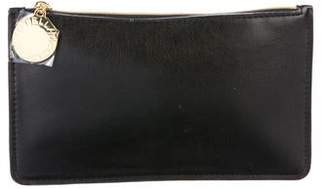 Stella McCartney Vegan Leather Zip Pouch