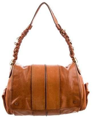 Chloé Leather Flap Bag