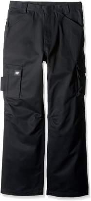 Caterpillar Men's Big Flame Resistant Cargo Trouser