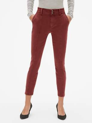 Gap High Rise Skinny Chinos