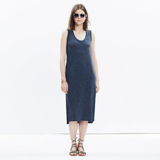 Jersey Tank Dress $98 thestylecure.com
