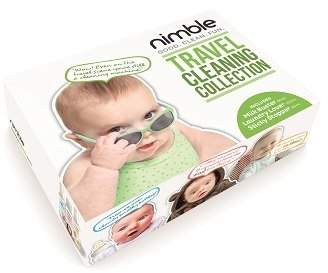 Nimble Travel Cleaning Collection