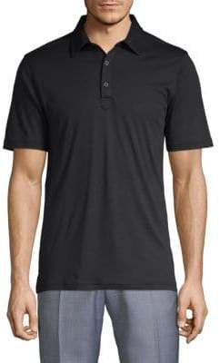 Saks Fifth Avenue Classic Cotton Polo