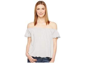 Alternative Vintage 50/50 Jersey Summer Daze Tee Women's T Shirt