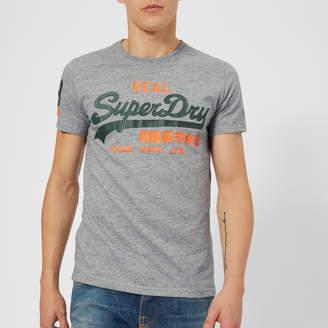 Superdry Men's Vintage Logo Duo T-Shirt