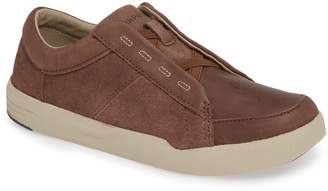 Hush Puppies R) Layden Genius Leather Sneaker