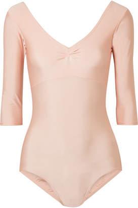 Ballet Beautiful - Stretch Leotard - Baby pink