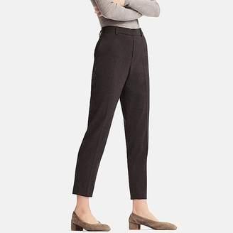Uniqlo Women's Ezy Flannel Ankle-length Pants