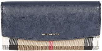 Burberry Porter Continental Wallet