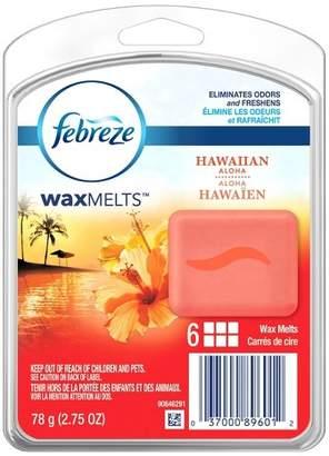 Febreze Hawaiian Aloha Wax Melts - 6ct