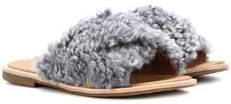 UGG Joni shearling sandals