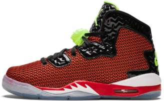 Air Jordan Spike Forty BG University Red/Ghost Green