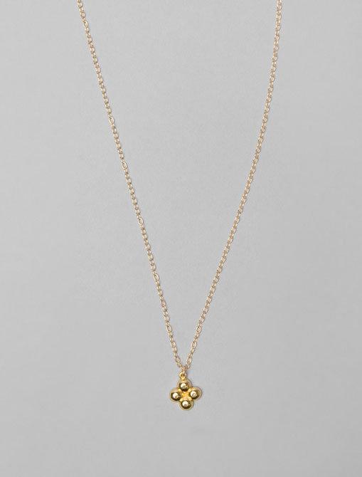 Gorjana Barclay Charm Necklace