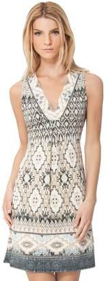 Hale Bob Benda Beaded Dress