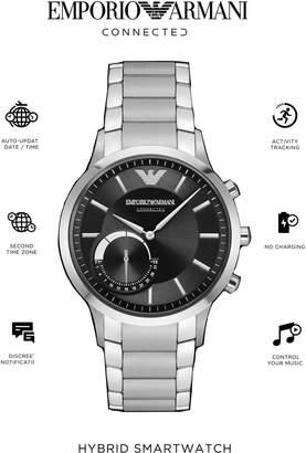 Emporio Armani Connected ART3000 Mens bracelet smart watch
