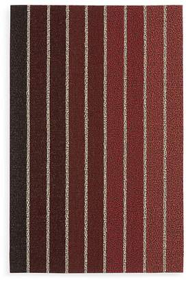 "Chilewich Stripe Shag Doormat, 18"" x 28"""