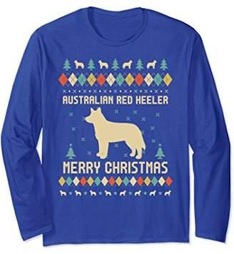 AUSTRALIAN RED HEELER Long Sleeve T-Shirt