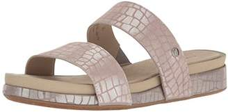 Hush Puppies Women's Gallia Chrysta Platform Slide Sandal