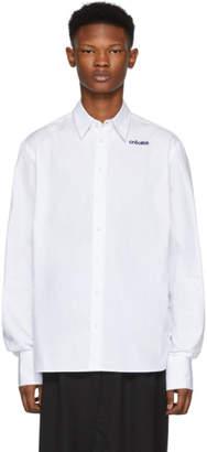 Wales Bonner White Classic Creolite Shirt