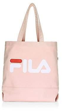 5b7da2e5e564 Fila Women s Canvas Logo Tote