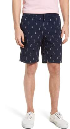 Vilebrequin Embroidered Twill Shorts