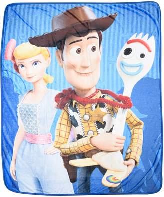 Disney Toy Story 4 Micro Plush Throw