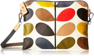 Orla Kiely Classic Stem Travel Pouch Shoulder Bag