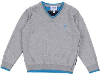 Armani Junior Sweaters