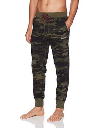 Diesel Men's Umlb-Peter Drawstring Lounge Pants