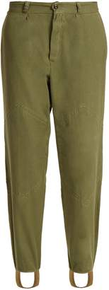 MYAR 1960s Bulgarian Army cotton field trousers