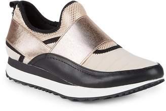 Steve Madden Women's Haro Colorblock Slip-On Sneakers