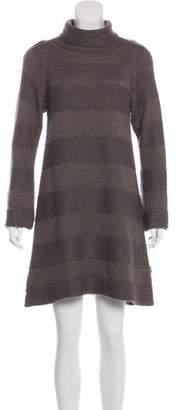 Burberry Alpaca Sweater Dress