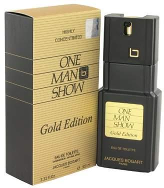 Jacques Bogart One Man Show Gold by Eau De Toilette Spray 100 ml for Men
