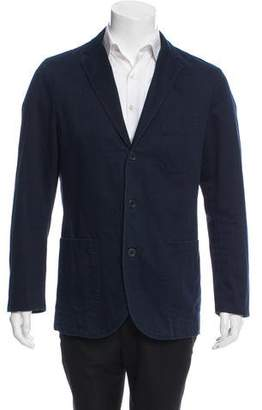 Façonnable Padded Twill Jacket