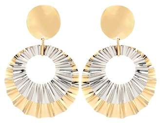 Isabel Marant Big Hurt hoop earrings