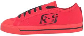 Cloth low trainers