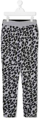 Stella McCartney heart print trousers