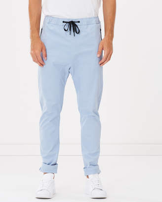 Cortona Drop Crotch Joggers