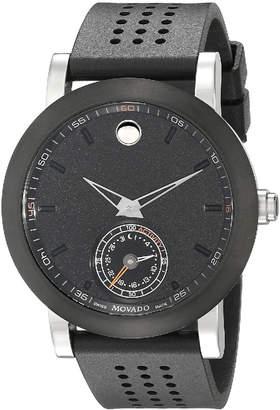 Movado Men's Rubber Watch